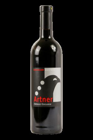 Artner Mittelburgenland Zweigelt Zweigelt exclusiv Weinshop-SANTO