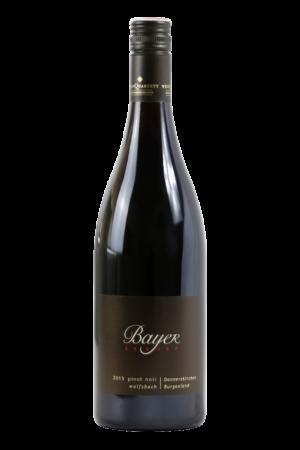 Bayer-Erbhof Leithaberg Pinot Noir Pinot Noir Ried Wolfsbach Weinshop-SANTO