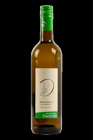 Dworzak Weinviertel Grüner Veltliner Weinviertel DAC Grüner Veltliner Riede Sonnberg Weinshop-SANTO