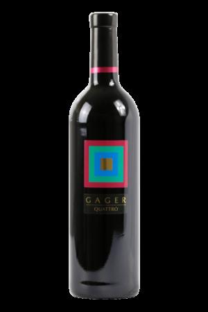 Gager Mittelburgenland Cuvée Rot Cuvée Quattro Weinshop-SANTO
