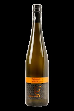 Greilinger Weinviertel Grüner Veltliner Grüner Veltliner Weinviertel DAC Klassik Weinshop-SANTO