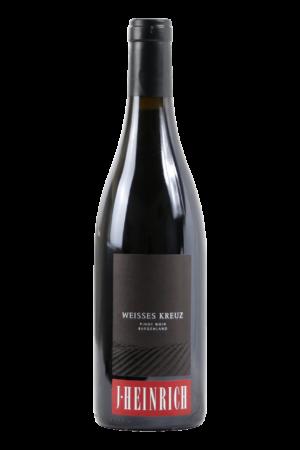 J. Heinrich Mittelburgenland Pinot Noir Pinot Noir Weißes Kreuz Weinshop-SANTO