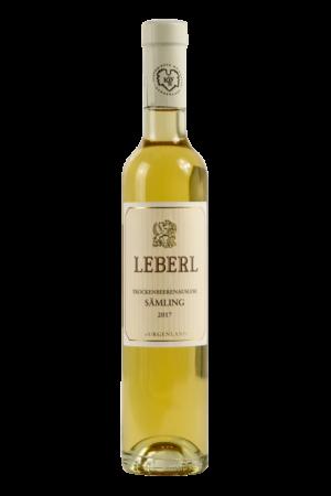 Leberl Leithaberg Scheurebe Sämling Trockenbeerenauslese Weinshop-SANTO