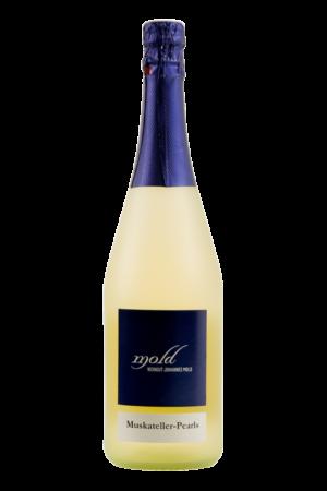 Mold Weinviertel Schaumwein Muskateller-Pearls Frizzante Weinshop-SANTO