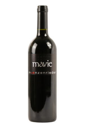 Münzenrieder Neusiedlersee Cuvée Rot Mavie Weinshop-SANTO