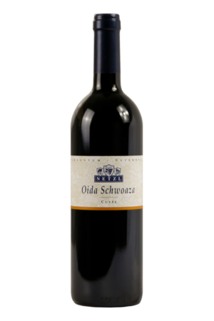 Netzl Carnuntum Cuvée Rot Cuvée Oida Schwoaza Weinshop-SANTO