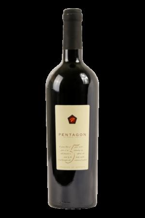Pfneisl Mittelburgenland Cuvée Rot Cuvée Pentagon Weinshop-SANTO