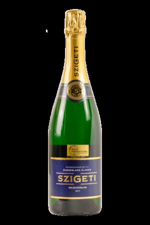 Szigeti Neusiedlersee Sekt Welschriesling Brut Weinshop-SANTO