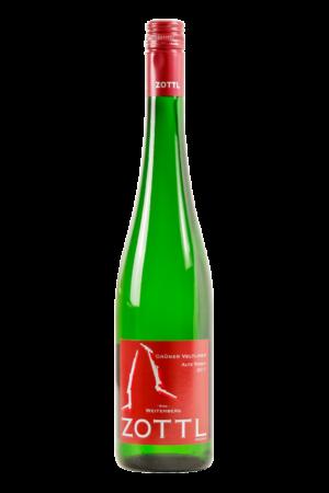 Zottl Wachau Grüner Veltliner Grüner Veltliner Alte Reben Ried Weitenberg Weinshop-SANTO