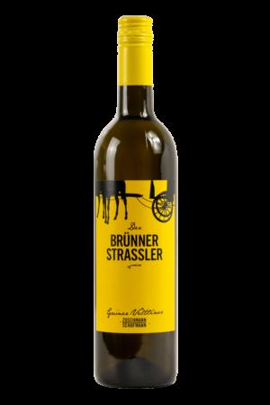 Zuschmann-Schöfmann Weinviertel Grüner Veltliner Grüner Veltliner Brünnerstrassler Weinshop-SANTO