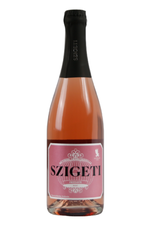 Szigeti Mittelburgenland Frizzante Frizzante Rosé Weinshop-SANTO