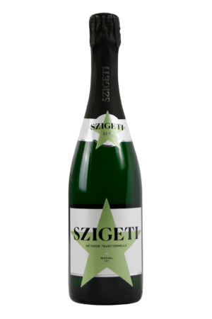 Szigeti Neusiedlersee Sekt Festival Dry Weinshop-SANTO