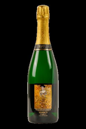 Wein-SchaumweineSekt-Szigeti-Neusiedlersee-Blanc de Blancs Brut - Edition Gustav Klimt