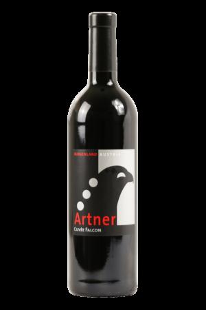 Wein-RotweineCuvée Rot-Artner-Mittelburgenland-Cuvée Falcon