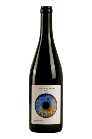 Wein-RotweineCuvée Rot-Michael Opitz-Neusiedlersee-Cuvée Reserve Tiglet