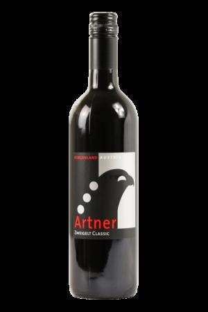 Wein-RotweineZweigelt-Artner-Mittelburgenland-Zweigelt Classic
