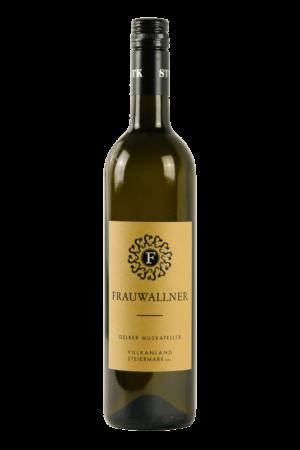 Wein-WeißweineGelber Muskateller-Frauwallner-Vulkanland Steiermark-Gelber Muskateller Vulkanland Steiermark DAC