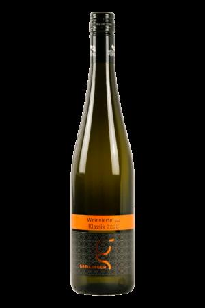 Wein-WeißweineGrüner Veltliner-Greilinger-Weinviertel-Grüner Veltliner Weinviertel DAC Klassik