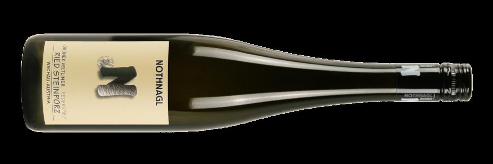 Wein-WeißweineGrüner Veltliner-Nothnagl-Wachau-Grüner Veltliner Federspiel Ried Steinporz