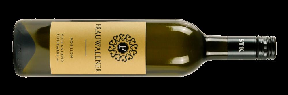 Wein-WeißweineMorillon-Frauwallner-Vulkanland Steiermark-Morillon Vulkanland Steiermark DAC