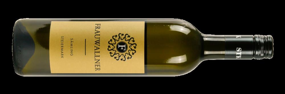 Wein-WeißweineScheurebe-Frauwallner-Vulkanland Steiermark-Sämling