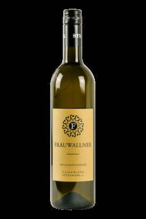 Wein-WeißweineWeißburgunder-Frauwallner-Vulkanland Steiermark-Weißburgunder Vulkanland Steiermark DAC