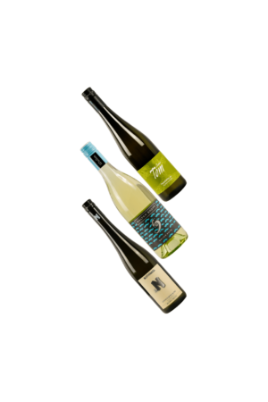 Wein----3 unter 30 Weißwein Probierpaket