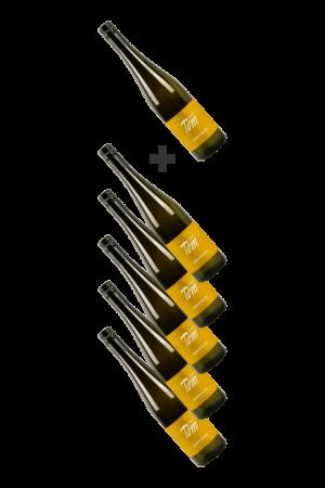 Wein-WeißweineAllgemein Weisswein---5+1 GRATIS TOM Gemischter Satz