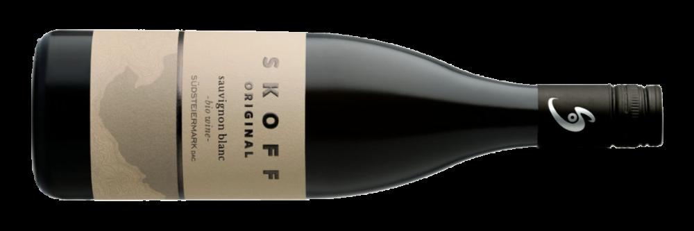 Wein-WeißweineSauvignon Blanc-Skoff-Südsteiermark-BIO Sauvignon Blanc Südsteiermark DAC