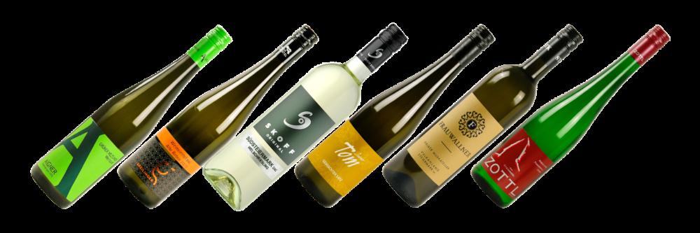Wein--Santo Weinpaket--I am from Austria Weißweinpaket