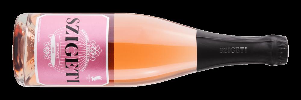 Wein-SchaumweineFrizzante-Szigeti-Neusiedlersee-Frizzante Rosé