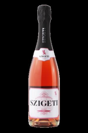 Wein-SchaumweineSekt-Szigeti-Neusiedlersee-Bio Rosé Brut