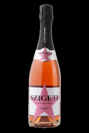 Wein-SchaumweineSekt-Szigeti-Neusiedlersee-Rosé de Rouges Brut